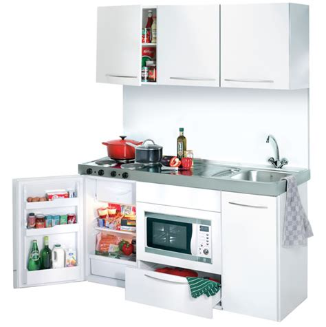 Mini Kitchen by Eyeline Gold Mini Kitchen With Hobs