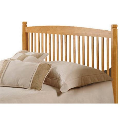 headboard oak hillsdale oak tree slat headboard in oak 181x