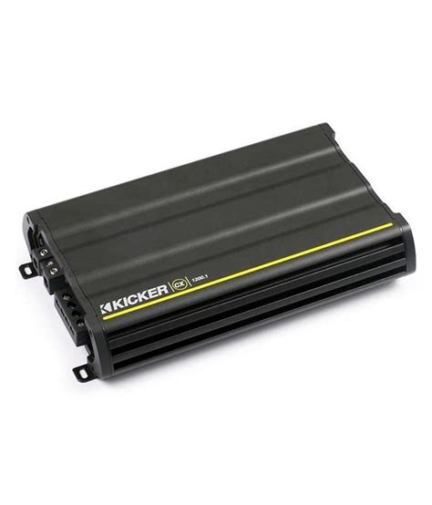 Kicker Cx 1200 1 kicker cx 1200 1 mono lifier 1200 w buy kicker