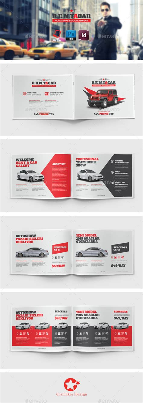 Car Brochure Template by Free Boat For Rent Templates 187 Tinkytyler Org Stock