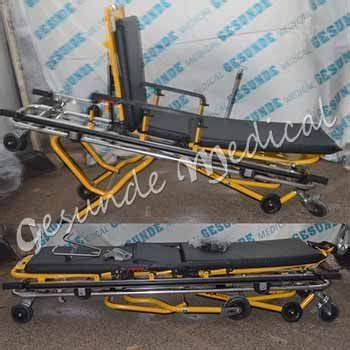 Brankar Ambulan Ambulance Stretcher Roda ambulance stretcher ydc 3hwf brankar ambulan berkualitas toko medis jual alat kesehatan