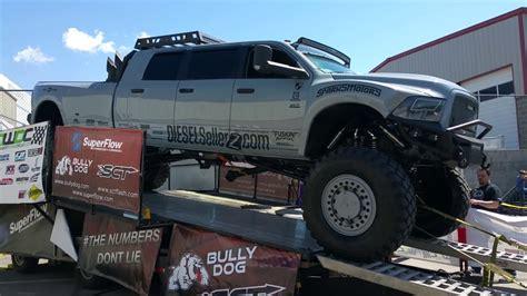 diesel brothers jeep diesel brothers meg ram runner giveaway youtube