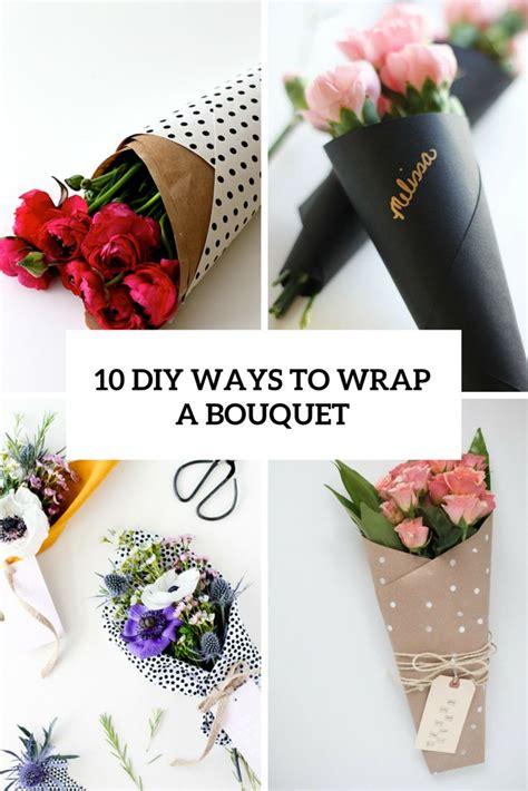 best way to wrap a gift best 25 flower wrap ideas on pinterest wrap flowers in