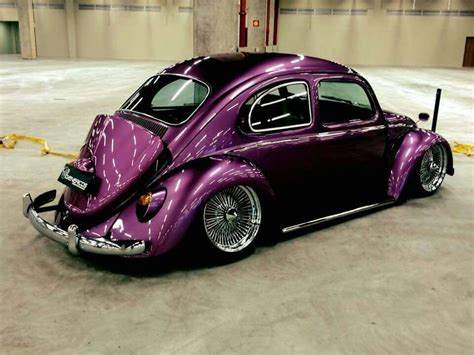 volkswagen beetle purple punch bug purple vintage porsches