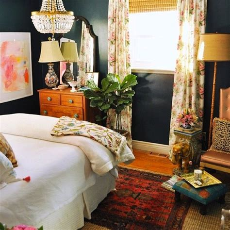 Bedroom Decorating Ideas Eclectic Colorful Reader Rooms