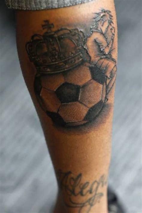 imagenes tatuajes de futbol tatuajes neymar tatuaje en la pierna balon de futbol