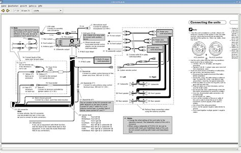 stereo wiring diagram likewise fh pioneer x720bt on
