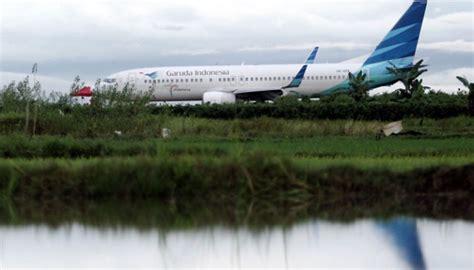 Dibalik Investigasi Tempo 02 pesawat garuda tergelincir menteri jonan itu bablas