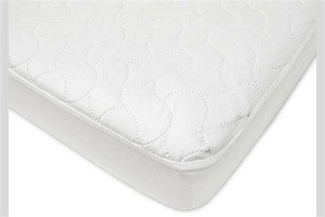 Crib Mattress Pad Cover Best Baby Mattress Pads Babygearspot Best Baby Product Reviews