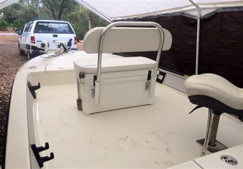 boat backrest engel cooler backrest the hull truth boating and