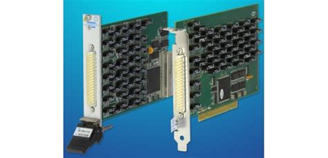programmable resistor module pickering interfaces two new pci and pxi programmable resistors