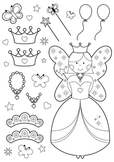 Beste Farben Zum Der Küchen Kabinette Zu Malen by Kostenlose Malvorlage Prinzessin Prinzessin Der Feen Mit