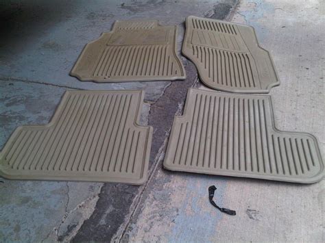infiniti g35 all weather floor mats fs g35 coupe all weather floormats g35driver