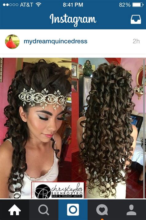 1000 images about hair on pinterest quinceanera 1000 ideas about sweet 15 hairstyles on pinterest