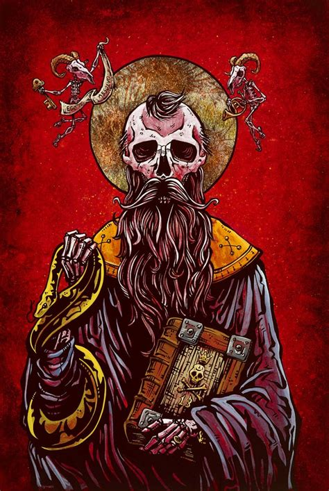 saint of the sinners by david lozeau day of the dead