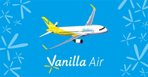 vanilla air airline  cheap flights  airfare