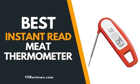 instant read meat thermometer reviews june