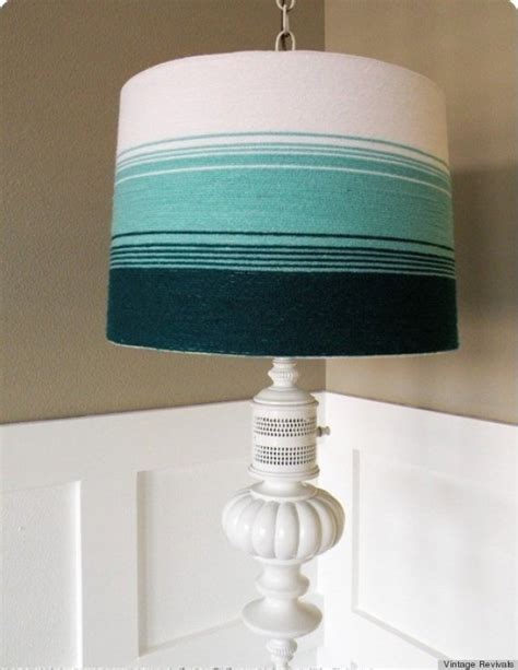 How To Decorate A Lshade With Ribbon by 9 Diy Lshade Ideas That Will Personalize Your Bedside