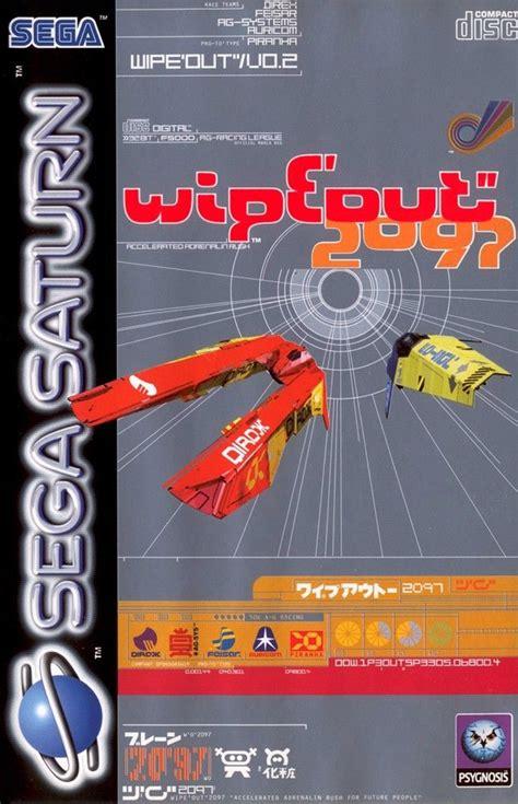 wipeout sega saturn wipeout 2097 darkwater sega saturn downloads the
