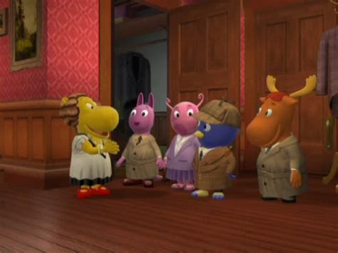 Backyardigans Voices Image Whodunit Cast Jpg The Backyardigans Wiki