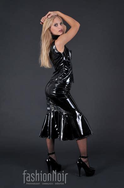 Plain Black Long Sleeve Maxi Dress