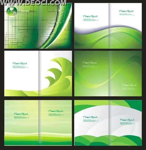 design card template coreldraw 6 green album cover background design template coreldraw