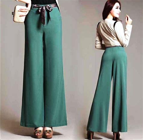Pakaian Wanita Celana Panjang Kulot List 18 model celana kulot masa kini 2018 fashion modern 2018