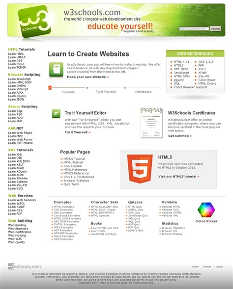 tutorial web technologies 17 best images about learn html css on pinterest