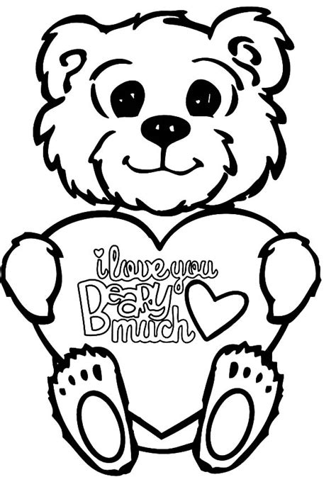i love you bear coloring pages smiling little bear i love you coloring pages batch coloring