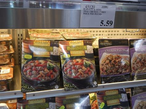 cooking light ready made meals costco frozen prepared foods food ideas