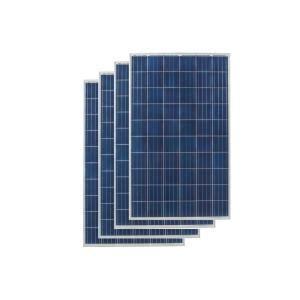 solar panel kwh per square foot grape solar 265 watt polycrystalline solar panel 4 pack gs p60 265x4 the home depot