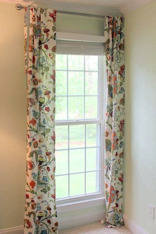Make Your Own No Sew Curtains Inspiration Board Pinterest