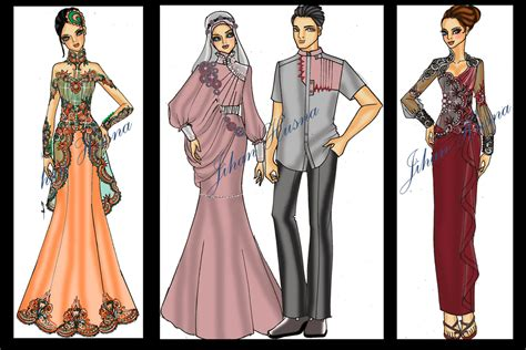 desai baju pesta remaja sketsa baju modern joy studio design gallery best design