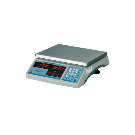 salter brecknell 405 basic weighing scale with led display 9 1 2 quot length x 8 1 2 quot width 12lbs salter brecknell b140 weigh and count scales