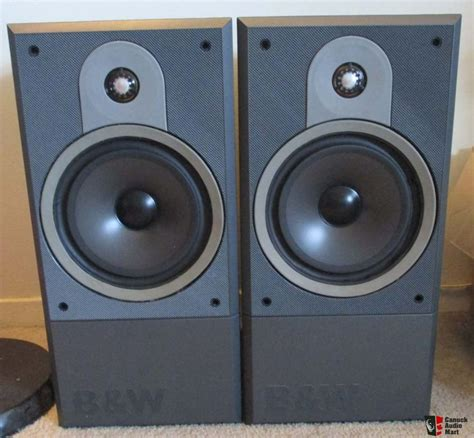 b w dm610 bookshelf speakers photo 1292273 canuck audio