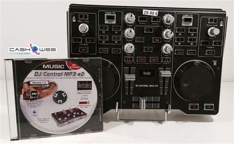 console dj hercules mp3 e2 dj mp3 e2 hercules dj mp3 e2 audiofanzine