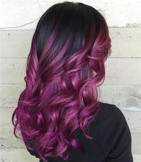 purple shoo for purple highlights 40 versatile ideas of purple highlights for blonde brown