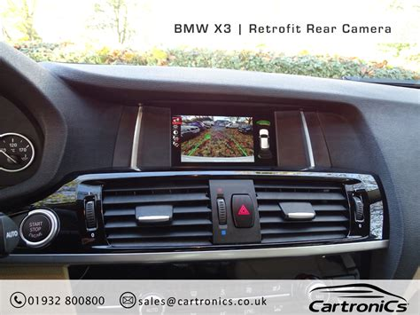 Bmw Retrofit by Bmw X3 Rear View Retrofit