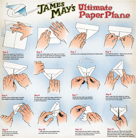 How To Make A Really Flying Paper Airplane - paper planes on airplane make paper and may