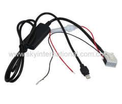 china ipod audio cable, ipod video cable, automtive wiring
