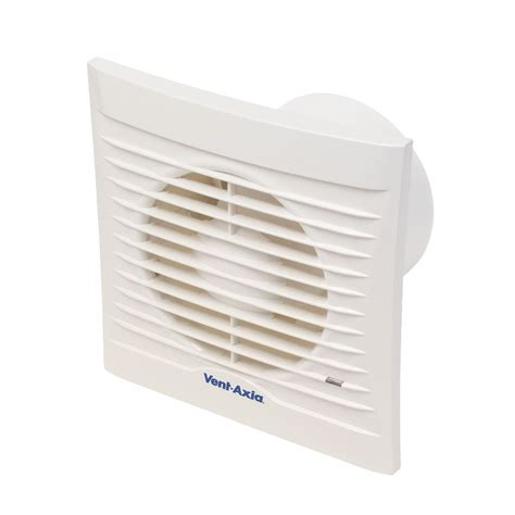 humidistat bathroom extractor fans new vent axia 100h w bathroom humidistat extractor fan ebay
