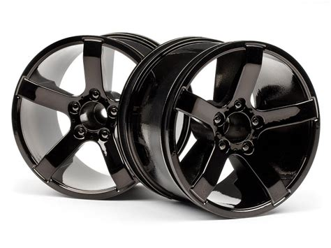 Hpi Racing 101309 Bullet St Wheels 101309 bullet mt wheels