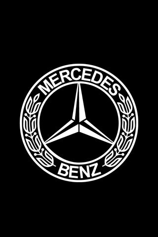mercedes logo black mercedes and amg backgrounds for iphone mbworld org forums
