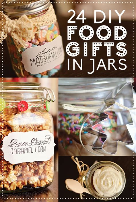 gifts in jars and easy jars edible gifts recipes books 24 delicious food gifts that will make everyone you