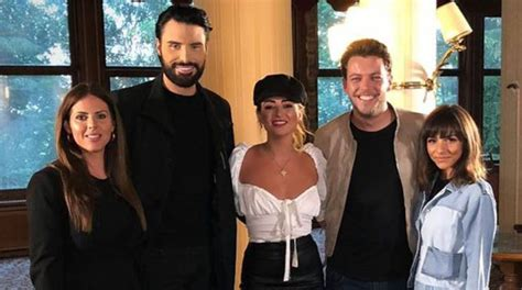 celebrity ghost hunt roxanne roxanne pallett to reunite with rylan on celebrity ghost