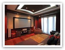 home theatre home automation and smart home systems in
