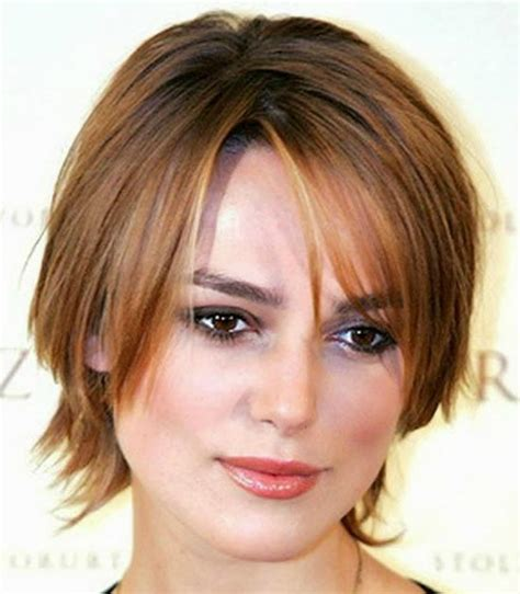 pictures of round blunt cut hair 29 cute bob hairstyles for round faces