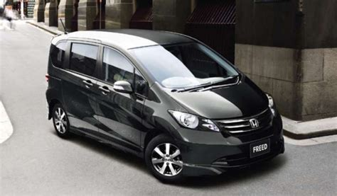 Spare Part Honda Freed 2015 rumour honda freed mpv expected in 2016 team bhp