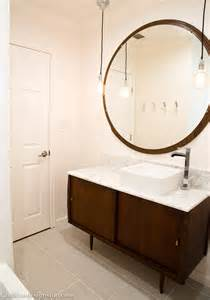 Mid Century Bathroom by Mid Century Modern Bathroom Cre8tive Designs Inc