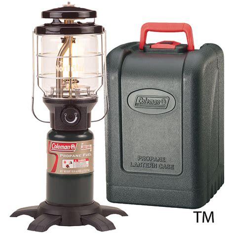 how to light a coleman propane lantern coleman northstar instastart propane lantern w case